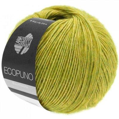 Lana Grossa Ecopuno Geelgroen (003)