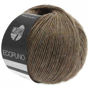 Lana Grossa Ecopuno 017 - Donkerbruin