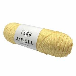 Lang Yarns Jawoll Superwash 213 - lichtgeel
