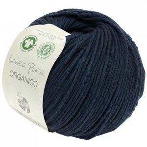 Lana Grossa Linea Pura Organico Nachtblauw (013)