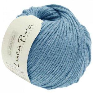 Lana Grossa Linea Pura Organico 101 - Blauw