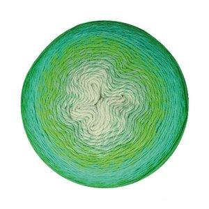 Scheepjes Whirligig 207 - Green to Blue