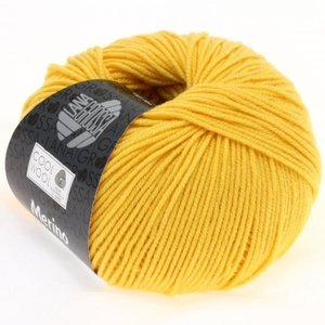 Lana Grossa Cool Wool Geel (419)