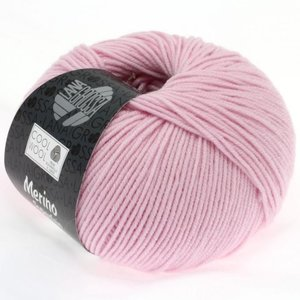 Lana Grossa Cool Wool 452 - Lichtroze