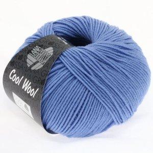 Lana Grossa Cool Wool Korenbloem blauw (463)