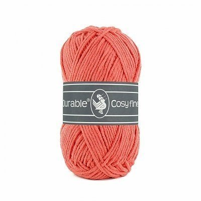 Durable 10 x Durable Cosy Fine Coral (2190)