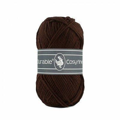 Durable 10 x Durable Cosy Fine Dark Brown (2230)