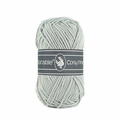 Durable 10 x Durable Cosy Fine Silver Grey (2228)