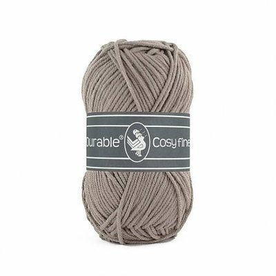 Durable 10 x Durable Cosy Fine Warm Taupe (343)