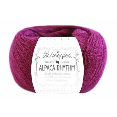 Scheepjes 10 x Scheepjes Alpaca Rhythm Jitterburg (667)