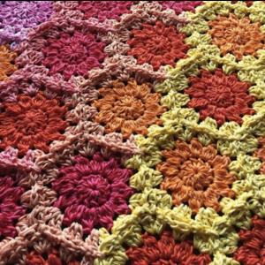 Scheepjes Garenpakket: Cozy Flowers Banket
