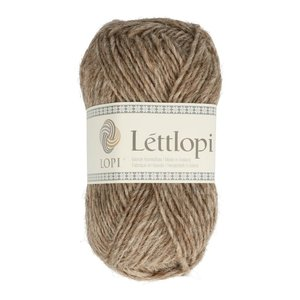 Lopi Lettlopi Oatmeal heather (0085)