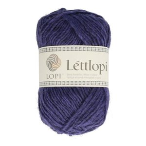 Lopi Lettlopi Grape Heather (9432)