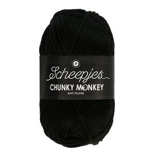 Scheepjes Chunky Monkey 1002 - Black