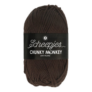 Scheepjes Chunky Monkey Chocolate (1004)