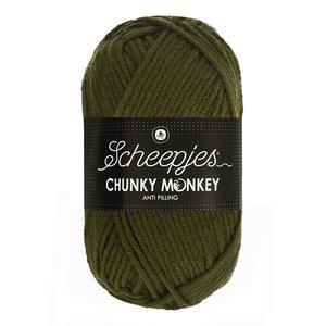 Scheepjes Chunky Monkey Moss Green (1027)