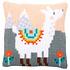 Vervaco Kussen Leuke lama - Kits 4 Kids