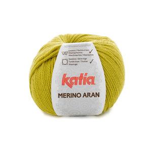 Katia Merino Aran 87 - geelgroen