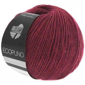 Lana Grossa Ecopuno 035 - Bordeauxrood