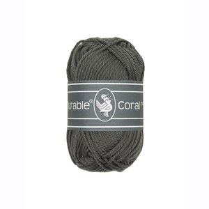 Durable Coral Mini Charcoal (2236)