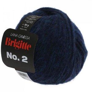 Lana Grossa Brigitte No. 2 Nachtblauw (05)