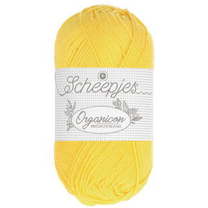 Scheepjes Organicon 211 - Gentle Primrose