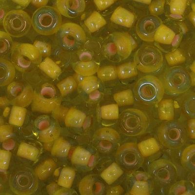 Toho Glaskralen rond 8-0 geel (302)