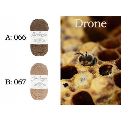 Scheepjes Garenpakket: History of Bees shawl CAL