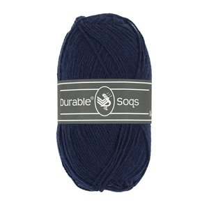Durable Soqs 322 - Night Blue