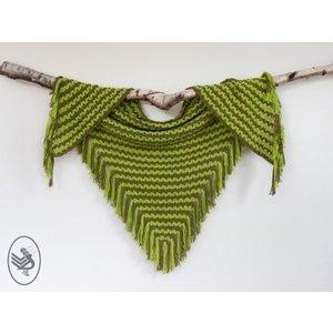 Durable Haakpakket: Cluster V-stitch shawl