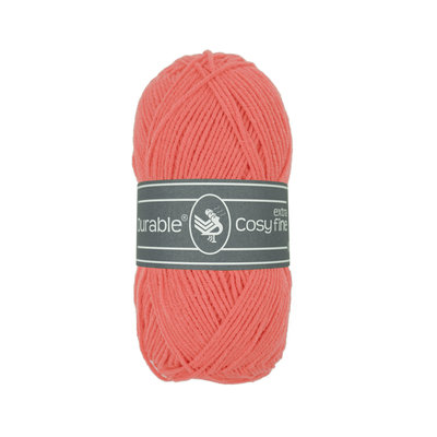Durable Cosy Extrafine Coral (2190)