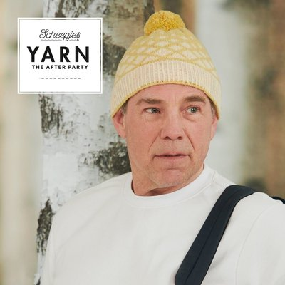 Scheepjes Yarn After Party 66 Kindling Hat