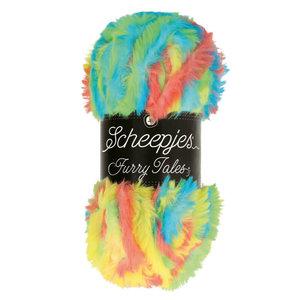 Scheepjes Furry Tales 991 - Over the Rainbow