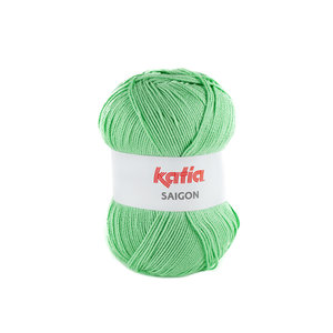 Katia Saigon 42 - Licht groen