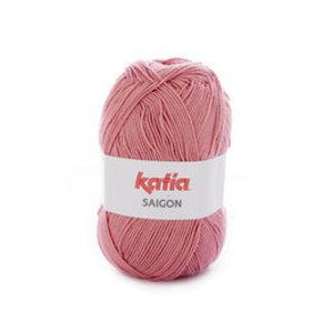 Katia Saigon 38 - Medium bleekrood