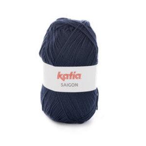 Katia Saigon 5 - Zeer donkerblauw