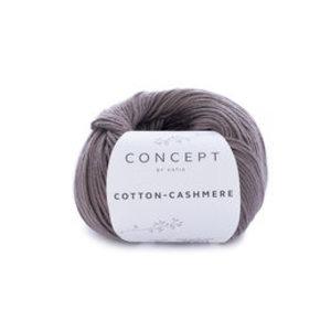 Katia Cotton cashmere 60 Reebruin