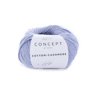 Katia Cotton cashmere 58 - licht jeans