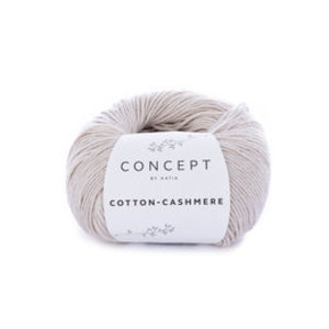 Katia Cotton cashmere beige (54)