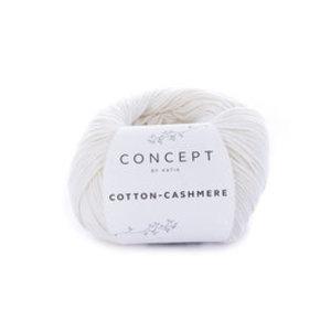 Katia Cotton cashmere ecru (53)