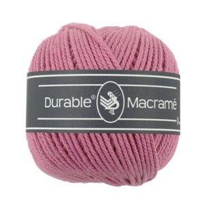 Durable Macramé 228 - Raspberry