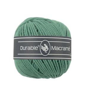 Durable Macramé 2133 - Dark mint
