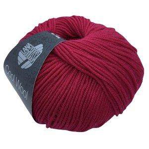 Lana Grossa Cool Wool 2067 - Purperrood