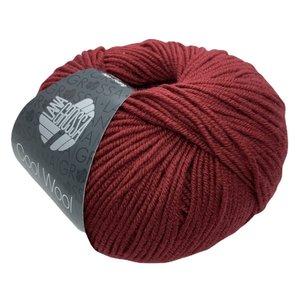 Lana Grossa Cool Wool 2068 - Indian rood