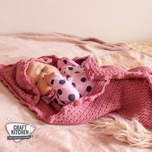 Durable Haakpakket: Babycape