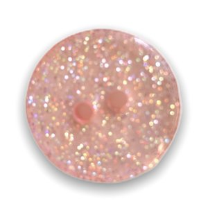 Milward Knoop glitter 13 mm (0377)