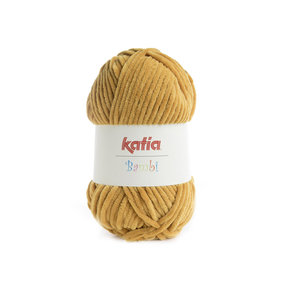 Katia Bambi Mosterdgeel (320)