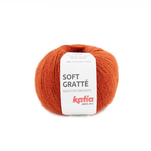 Katia Soft Gratte Roestbruin (72)