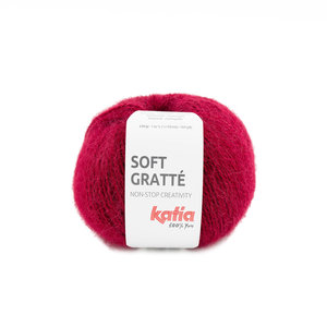 Katia Soft Gratte Rood (73)