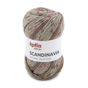Katia Scandinavia 201 - Bleekrood Reebruin